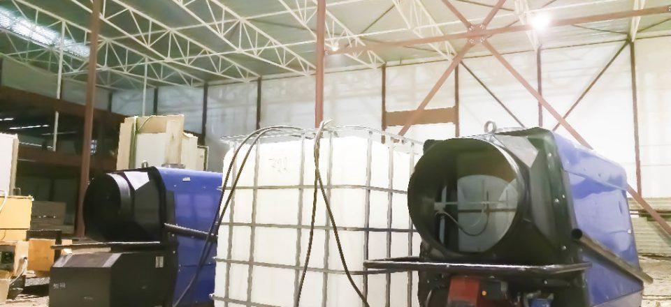 Качественные дизельные пушки от компании «Аренда инструмента»
