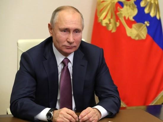 Путин перечислил главные достижения правительства Мишустина