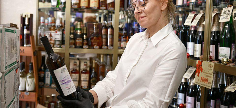 Минпромторг поддержал легализацию интернет-торговли спиртным