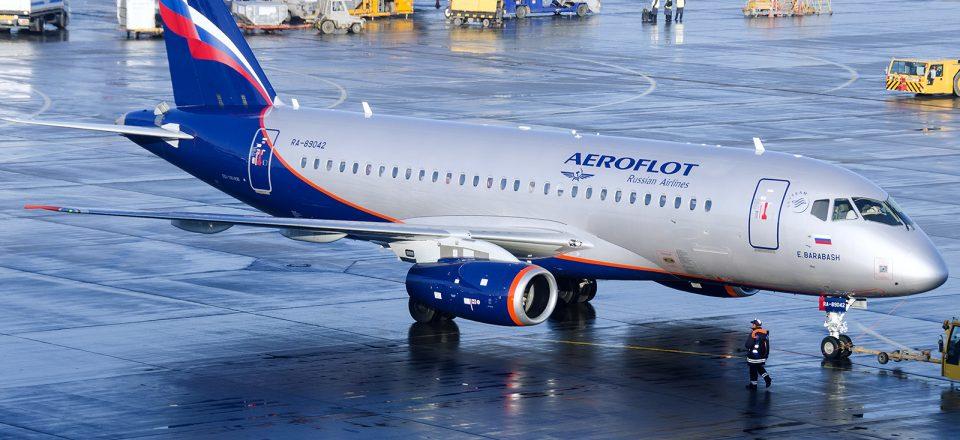 Базу для обслуживания Superjet 100 планируют развернуть в аэропорту Калининграда