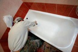 Реставрация ванны: основные способы