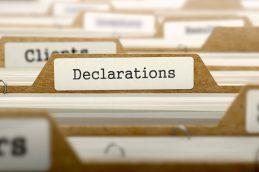 Декларирование соответствия