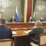 """Матвиенко сделала Мишустину комплимент за """"продвинутое правительство"""""""