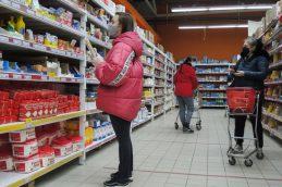 В Минэкономразвития назвали причину роста цен на продукты
