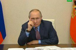 Путин не исключил мер к зарубежным интернет-платформам в случае враждебных действий к РФ