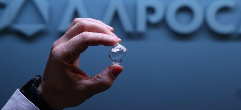 «Алроса» в 2020 году снизила чистую прибыль по МСФО на 49%