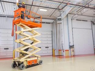 Аренда ножничного подъемника от компании Modern Lifting Solutions