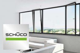 Ремонт алюминиевых окон немецкой компании «Schuco»