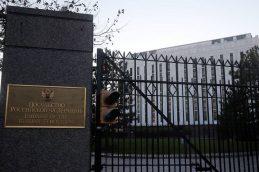 Посольство РФ призвало США и их союзников не отрабатывать военные действия в Черном море