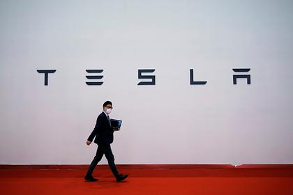 Упавший интерес к Tesla в Китае обрушил акции компании