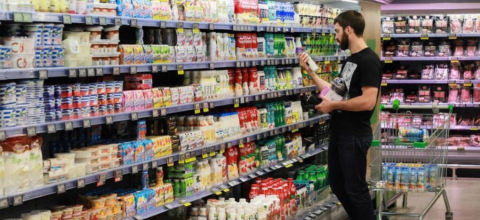 Минсельхоз: цены на молочные продукты стабильны, несмотря на рост себестоимости