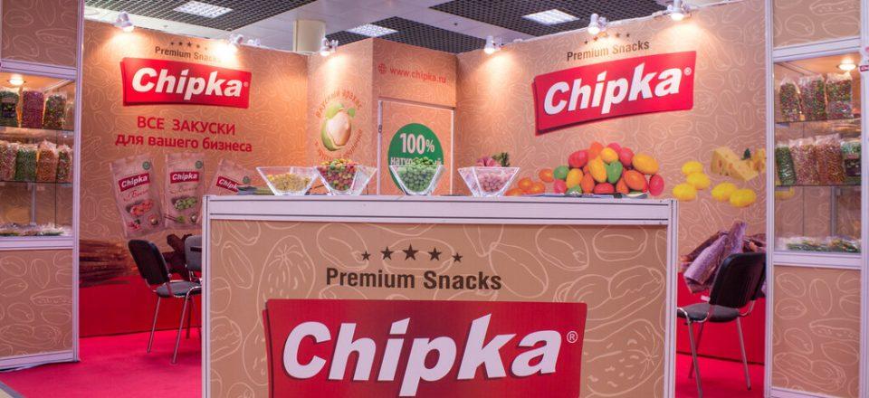 Chipka — снеки и закуски к пенному оптом