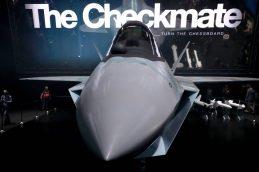 Новый истребитель Checkmate может получить название Су-75