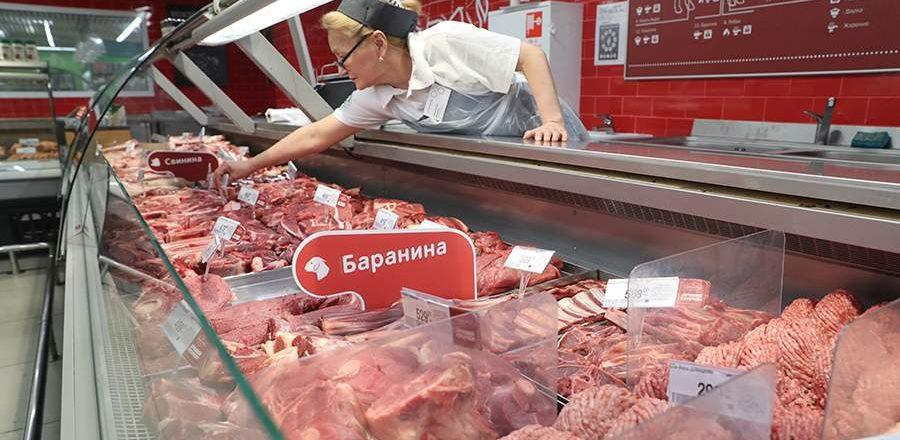 Минфин не рассматривает введение налога на мясо