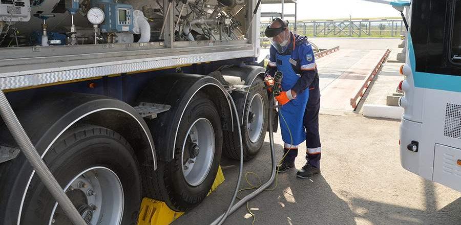 Шесть регионов могут лишить субсидий на газовые заправки