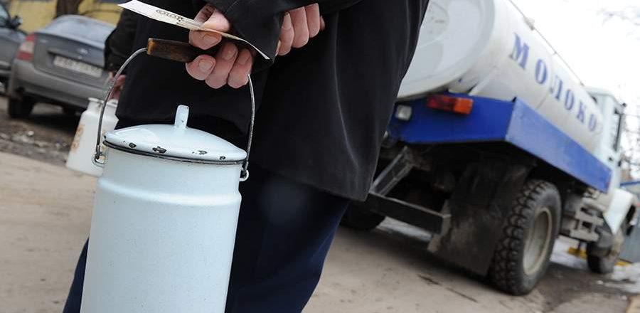 В РФ могут разрешить использовать личную тару потребителей