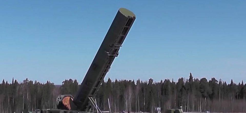 Источник: два испытательных пуска МБР «Сармат» планируется выполнить до конца 2021 года